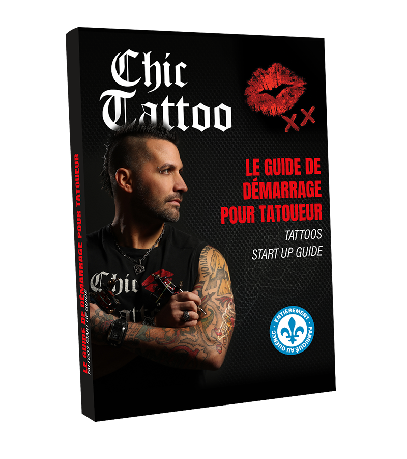 Ebook guide de démarage du tatoueur