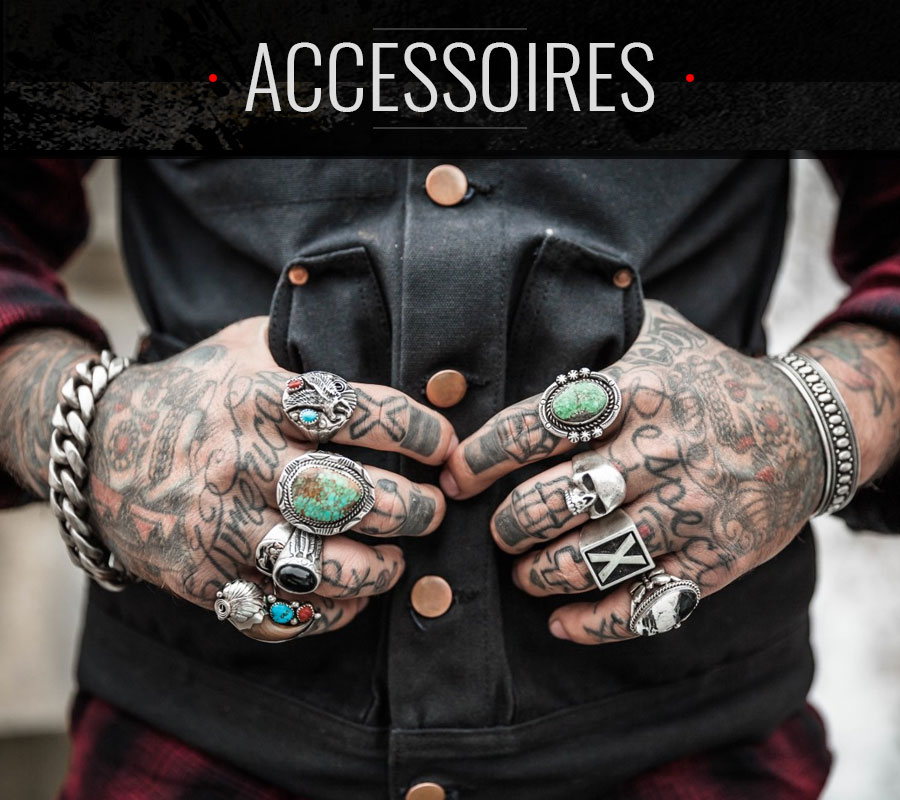accessoires mode chic tattoo