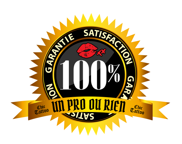 Satisfaction garanti avec Chic Tattoo
